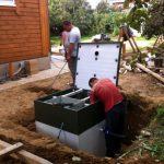Польза септика для канализационной системы собственного производства