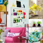 Весенние детали интерьера: 30 простых способов украсить дом к весне