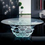Прозрачная мебель в интерьере (30 фото)