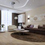 Гостиная 9 кв м: как оформить дизайн внутреннего интерьера?