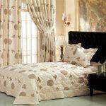 Дизайн штор для своей спальни выбирайте в любимом цвете — О Комнате