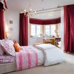 Лучшего дизайна спальни с эркером можно добиться, поставив туда кровать — О Комнате