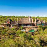 Шикарная вилла в ЮАР для отдыха в Лимпопо (15 фото)