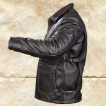 Как починить кожаную куртку: эффективные методы и полезные рекомендации