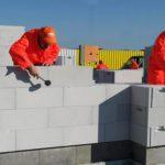 Рекомендации по строительству стен из газобетонных блоков