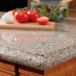 Кухонная столешница: материалы и решения