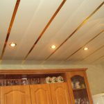 МДФ панели для потолка – простой ремонт своими руками