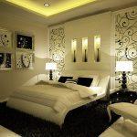 Оформление дизайна спальни без окна со вкусом — О Комнате