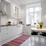 👍 Скандинавский стиль в интерьере кухни