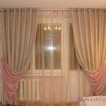 Подбираем оригинальные шторы для комнат в современном стиле