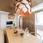 👍 Интерьер гостиной, кухни и столовой от студии Design3