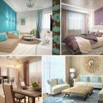 Бежевый цвет в интерьере: выбираем подходящий оттенок и учимся сочетать с другими красками (40 фото)
