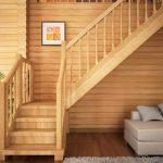 Какие лестницы для дачи можно сделать своими руками?
