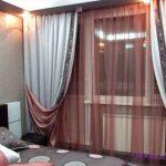 Красивые шторы в спальню— креативные идеи