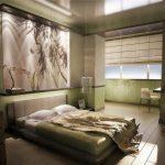Оригинальный дизайн обоев в японском стиле украсит ваш интерьер — О Комнате