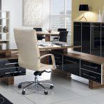 Как правильно выбрать современную мебель для кабинета