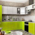 Создание собственного дизайна кухни при помощи модульной мебели
