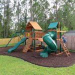 Как выбрать детский спортивный комплекс для дачи