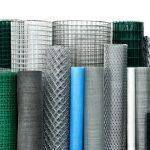 Металлическая сетка — виды и применение