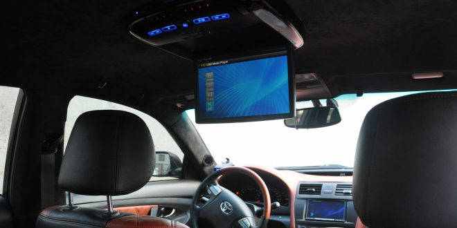 телевизор для автомобиля
