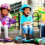 Советы по выбору самоката для ребенка