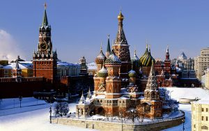 что посмотреть зимой в москве