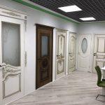 Чебоксарские межкомнатные двери Юкка в Москве