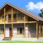 Частный дом под ключ по каркасной технологии: обзор вариантов