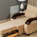 Как выбрать удобное и функциональное кресло-кровать