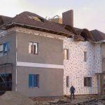 Фасадные работы от строительной компании «Кариатида Арт»