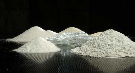 кварцевый песок для производства стекла