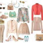Базовый гардероб на лето для женщины