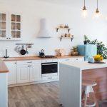 Варианты ремонта кухни: виды планировки и их особенности