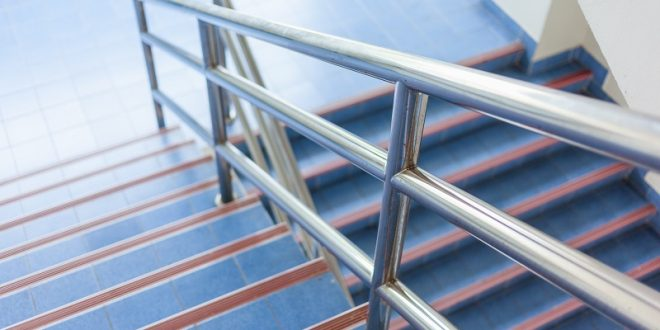 ограждения из нержавеющей стали